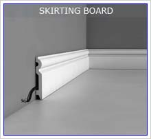 cable trunking   wire tidy house martin online Concrete Board Skirting Cement Board Skirting Panels