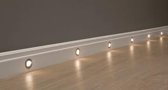 Skirting Board LED Lighting