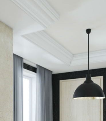 Alternative Lightweight Coving To Plaster Cornice