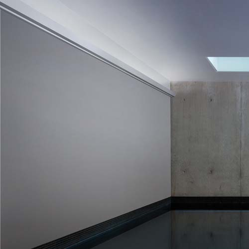 C358 Luxembourg Lighting Coving