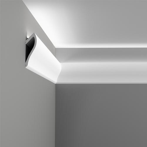 c371 shade uplighter coving ulf moritz range house. Black Bedroom Furniture Sets. Home Design Ideas