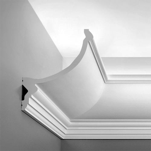 C 900 Premium Ceiling Coving Gyproc And Orac Mouldings