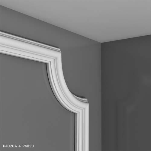 Rails Architectural Mouldings : P premium dado rails decorative mouldings panel