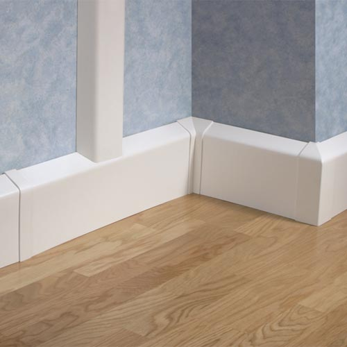Pendock 45mm X 110mm Skirting Cover Hide Exposed