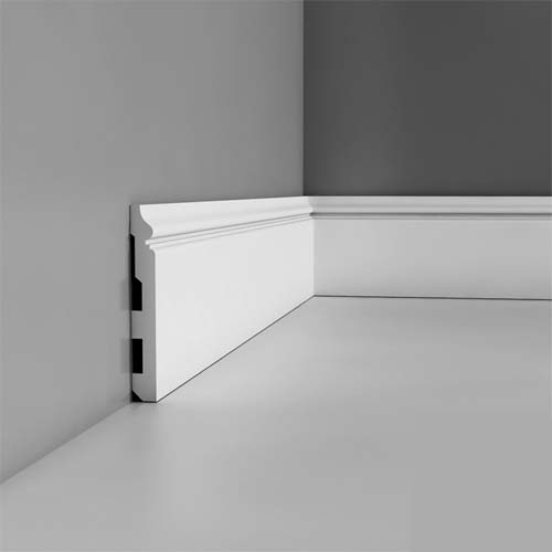 sx 118 plastic skirting board interior architectural. Black Bedroom Furniture Sets. Home Design Ideas