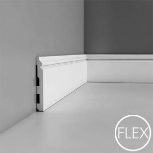 SX118F Flexi Skirting Board