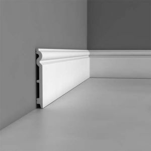 SX138F Flexible Skirting Board
