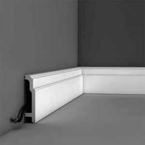 SX155 Cable Skirting Board