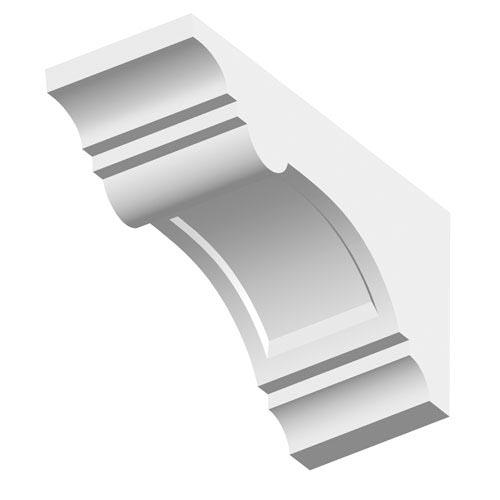 TF.05 External Dentil - Exterior Architectural Mouldings - House ...